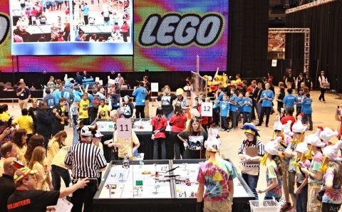 FIRST LEGO League - Zagreb