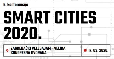 Smart Cities 2020 - NOVI TERMIN - Zagreb