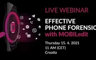Webinar: Effective phone forensics with MOBILedit and INsig2 - ONLINE | rep.hr